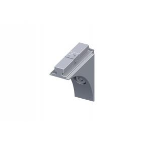 Angolare in alluminio per profilato 27,5