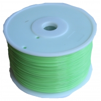 PLA - Nuclear Green - spool of 2.3Kg - 3mm