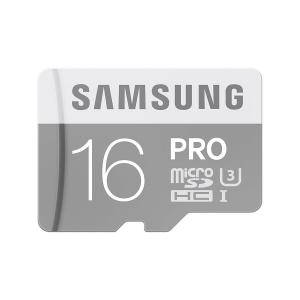 SAMSUNG Scheda MicroSD PRO