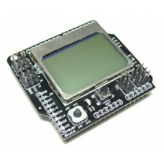 SHIELD PER DISPLAY GRAFICO LCD4884