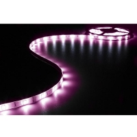 Strip 90 LED RGB e alimentatore - 3 metri