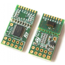 Mini-PCB with VL53L0X
