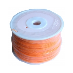 PLA - Orange - spool of 1Kg - 3.00mm