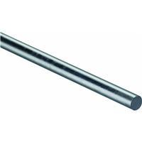 8 mm Hardened steel smooth rod chromed ( 35 cm )