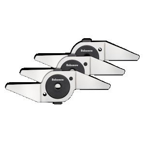 Robomow - 3 lame a taglio basso per RL & City 120
