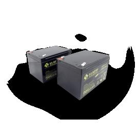 Robomow - batteria singola 17Ah RL350-555-855-1000-City120 (min.