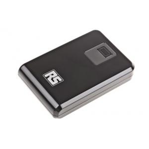 Caricabatterie Power Bank USB RS Pro 10400mAh, Ioni di litio