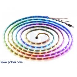 Addressable RGB 150-LED Strip, 5V, 5m (SK9822)