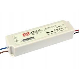 Modulo di alimentazione per LED - 12 Vdc 60 W - IP67