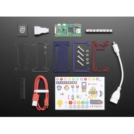 Pimoroni Pi Zero W Starter Kit