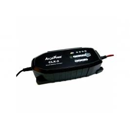 Caricabatterie automatico per batterie 12V-24V al piombo e LiFeP