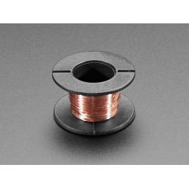 Enameled Copper Magnet Wire 11 meters / 0.1mm diameter