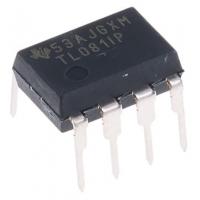 Amplificatore operazionale TL081IP, 10pz, alimentazione Duale PD