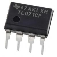 Amplificatore operazionale TL071CP, alimentazione Duale PDIP 8 P
