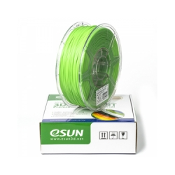 PLA+ filament Nuclear Green  1.75 mm / 1 kg eSun