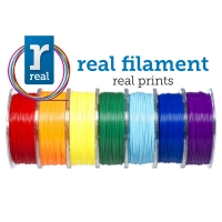 PLA - Starters kit Real ( 1.75mm / 10 colors )