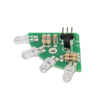 Modulo LED IR per ArduTrain - in Kit