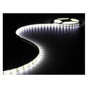 Strip a LED bianco luce fredda da esterno - 300 LED 5050 smd - 5