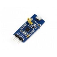 Modulo UART con chip CP2102 e porta micro USB