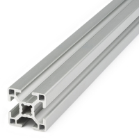 Aluminum extrusion 30x30mm ( 100 cm )