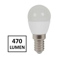Lampada led- luce neutra 220 Vac - attacco E14 - 6W