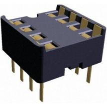 Zoccoli DIL IC Socket DIP8 2.54mm Diplomate