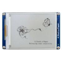 EPAPERUART 4.3 INCH MODULO E-PAPER 800x600