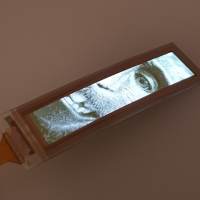Flexible Grayscale Display - 1.81 (inches)