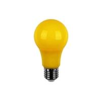 LAMPADA LED E27 5W COLORE GIALLO