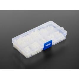 White Nylon Screw and Stand-off Set M2.5 Thread