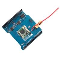 LoRa shield per Arduino/Fishino - Montato