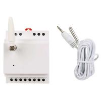 TELECONTROLLO GSM 1 CH DIN RAIL