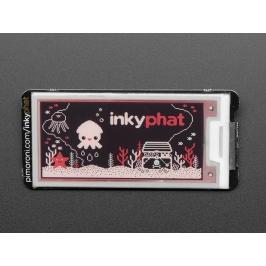 Pimoroni Inky pHAT for Raspberry Pi - 3 Color eInk Display