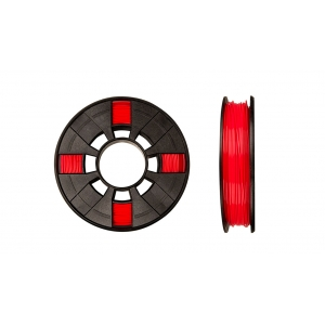 Small PLA True Red 200g Spool 1,75mm Filament