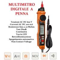 Multimetro digitale a penna
