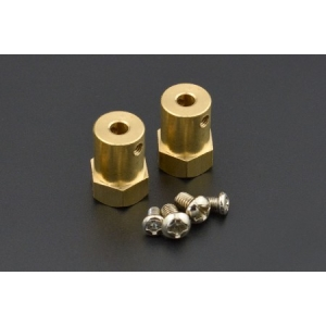 Copper Coupling (4mm)