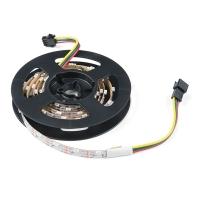 Skinny Side-Lit LED RGBW Strip - Addressable, 1m, 60LEDs (SK6812