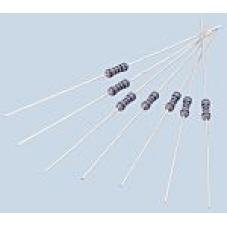 Resistore film di metallico 100Ohm ±1%, 0,25W, 100pz