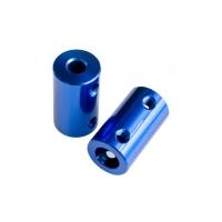 Giunto in alluminio 5 mm - 5 mm