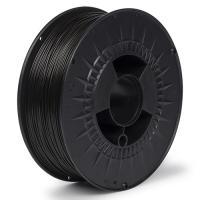 ABS filament Black 1.75 mm / 1 kg RepRapFilament