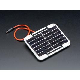 Small 6V 1W Solar Panel - Silver