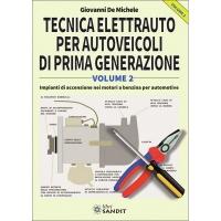 LIBRO - Tecnica Elettrauto per Autoveicoli Vol.2