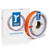 PETG filament Fluorescent Orange 1.75 mm / 1 kg Real