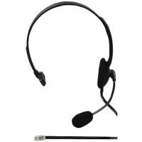 Cuffia auricolare con microfono per telefono