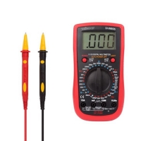 Multimetro Digitale con misura di Temperatura/Capacità/Frequenz