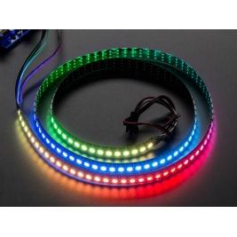 NeoPixel Digital RGB LED Strip 144 LED - 1m Black