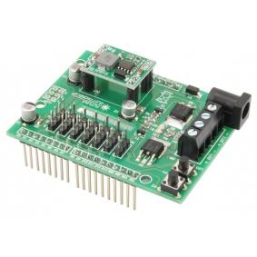 Shield Arduino controllo Servo RC