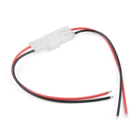 Automotive Jumper 2 Wire Assembly - 26 AWG