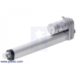 Glideforce LACT8-12V-10 Light-Duty Linear Actuator: 25kgf, 8 (in