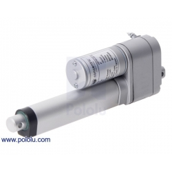 Glideforce LACT4P-12V-10 Light-Duty Linear Actuator with Feedbac